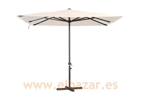 Sombrillas anti viento para jardines y terrazas el bazar - Pie para sombrilla ...
